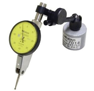 513 908 10e Mag Stand Metric Test Indicator 8mm Range 01mm Grad