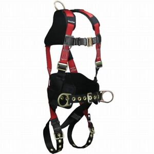 Falltech Safety Body Harness Tradesman Large x large Belt Size 39 To 52 1265