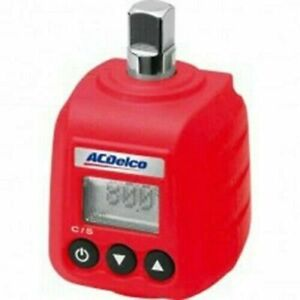 Acdelco 3 8 Digital Torque Adapter