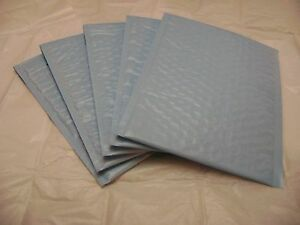 100 Light Blue 6 X 9 Bubble Mailer Self Seal Envelop Padded Mailer