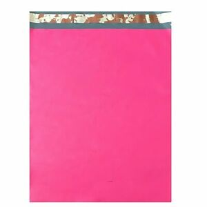 Bags 200 4x6 Hot Pink Premium Quality Poly Mailers Shipping Bag Envelopes Bags