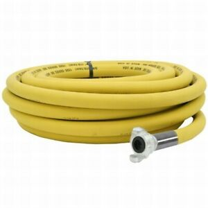 Abbott Rubber Heavy Duty Jack Hammer Air Hose 3 4 x 50 W chicago Fittings