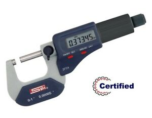 11 546 9 Spi Digital Micrometer 1 2