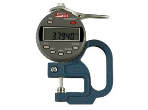 13 155 7 Electronic Thickness Gage