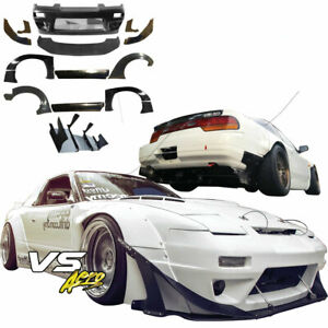 Vsaero Tkyo Bunny V2 Wide Body Kit 2 3dr For Nissan 240sx 89 94