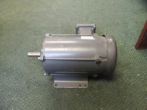Baldor Ac Motor M7015 1 3 4hp 1725 1450rpm New Surplus
