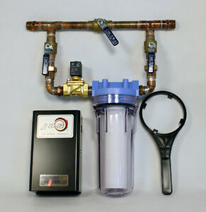 Jds Dental 3 4 Water Bypass System W Solenoid W Low Voltage Control Box fda