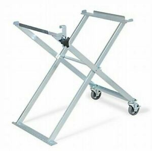 Mk Diamond Ceramic Tile Saw Stand W casters Fits Mk100 Mk101 And More 19604