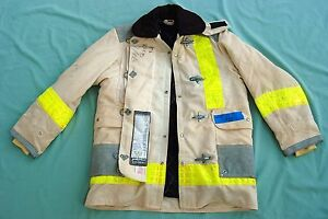 Janesville cairns Chief Firefighter Turnout Jacket