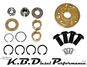 Ihi Rhg6 Turbo Turbocharger Rebuild Kit Chevy Gmc 6 6l Duramax Lb7 2001 2004