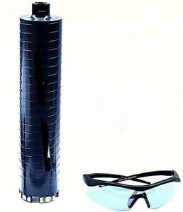 New 3 1 2 Dry Laser Welded Core Bit With 3 8 Segments buy 7 Get 1 Free
