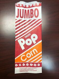 Popcorn Bags 2000 12 2oz Large Bag Great Size