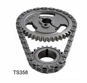Timing Chain Kit Ford 302 V 8 Early Style With Non Roller Camshaft