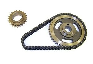 Ford 302 351 W V 8 Double Roller Timing Chain Kit