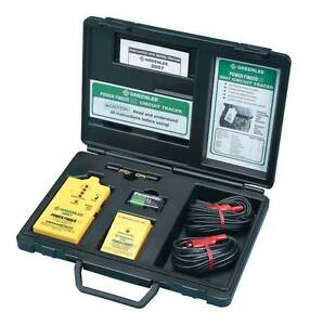 Greenlee 2007 Power Finder Closed Circuit Tracer Kit