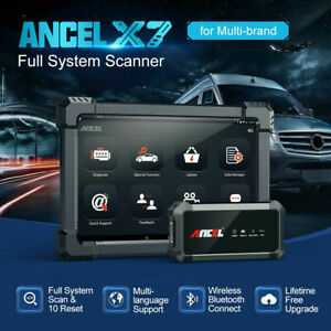 Ancel X5 Easydiag Wifi Obd2 Automotive Scanner Win10 8 Tablet Car Diagnostic Us
