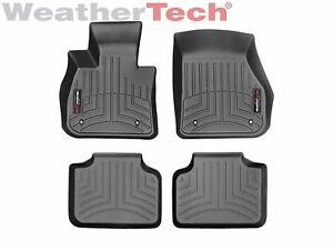 Weathertech Floorliner Car Floor Mats For Bmw X1 X2 1st 2nd Row Black