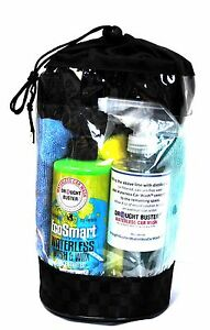Waterless Car Wash Wax Kit By Drought Buster