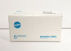 Shofu Dental Robot Points Diamond Burs 12 Pieces pack
