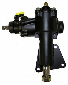 Borgeson 800115 Power Steering Conversion Box For 1952 1964 Ford Full Size Cars