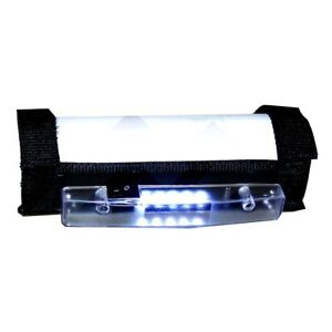 Led Superbright Roll Bar Utility Light Fits Jeep Wrangler Yj Tj Jk Rt28007