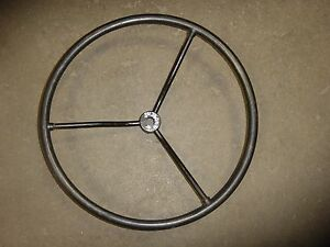 New Ford Steering Wheel With 3 Bare Spokes 36 Spline 8n3600