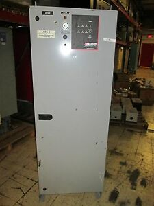 Zenith Automatic Transfer Switch Ztgk60ec 7 600a 277 480v 3ph Used