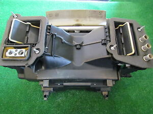 2007 Bmw M6 Ac Box Heater Core Hvac Unit