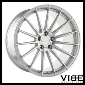 20 Avant Garde M615 Brushed Silver Forged Concave Wheels Rims Fits Lexus Isf