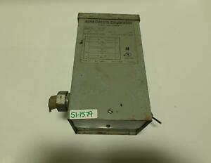Acme Electric Power Transformer T 1 53009
