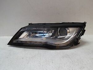 12 13 14 Audi A7 S7 Xenon Hid Headlight Afs Lh Left Driver Side Oem