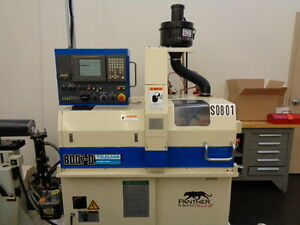 Tsugami B007 ii Cnc Swiss Turning Center