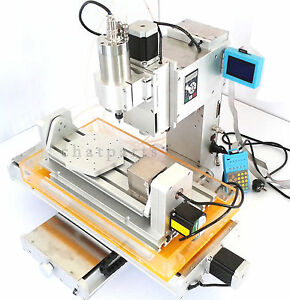 High Precise Ball Screw 5 Axis Cnc Tools Router 3040 Engraving Machine