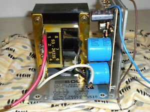 Sola 24 Volt Power Supply 2 5 Amp Output 832422503