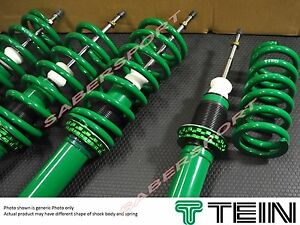 Tein Street Advance Z 16 Way Adjustable Coilovers For 2012 2013 Honda Civic Si