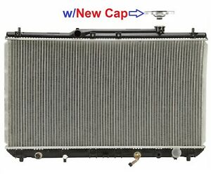 Radiator For 1999 2001 Toyota Solara 2 2 L4 1909