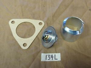 Jeep Willys Mb Gpw Cj2a 3a M38 Thermostat Kit 170deg 134l Motor G503