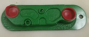 John Deere Oem Part Re182855 Scv Hydraulic Valve Cover Plate 8x20 8x30 Tractor