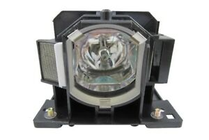 Original Bulb In Cage Fits Viewsonic Pjd5155 Projector Lamp 180 Day Warranty