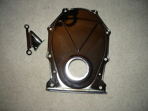 440 383 426 Mopar Wedge Big Block Chrome Timing Cover Dress Up Dodge Plymouth