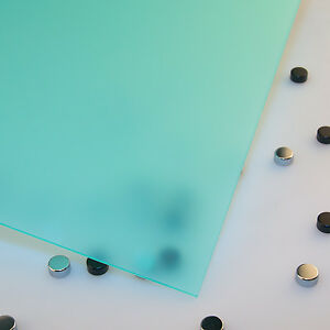 1 8 Frosted Carribean Cell Cast Acrylic Sheet 24 X 48