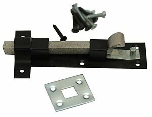 Rustic Door Latch Cabinet Gate Shed Antique Look Warehouse Barn 5