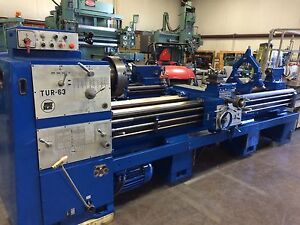 Heavy Duty Engine Lathe 25 X 120 English metric Threading Ohio