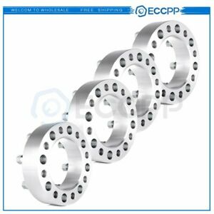For Dodge Ram 2500 3500 Ford E 250 F 250 4pcs Wheel Spacers 8x6 5 2 9 16
