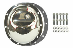 Chrome Steel Dana 35 10 bolt Diff Differential Cover Jeep Yj Midsize
