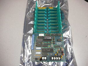 Watkins Johnson 978733 001 Mother Board Pcb Assly For Wj999 Apcvd System