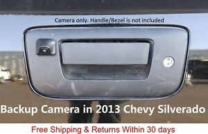 Backup Camera For 2007 2014 Chevy Silverado Gmc Sierra Bezel Is Not Included