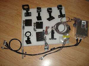 one Lot Newport Thorlabs Linear Stage W Accessory