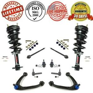07 13 Silverado Sierra 1500 Front Complete Struts Chassis Air Conversion Kit