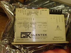 Glentek Sma8215 sat 1c Brushless Servo Amplifier Free Shipping